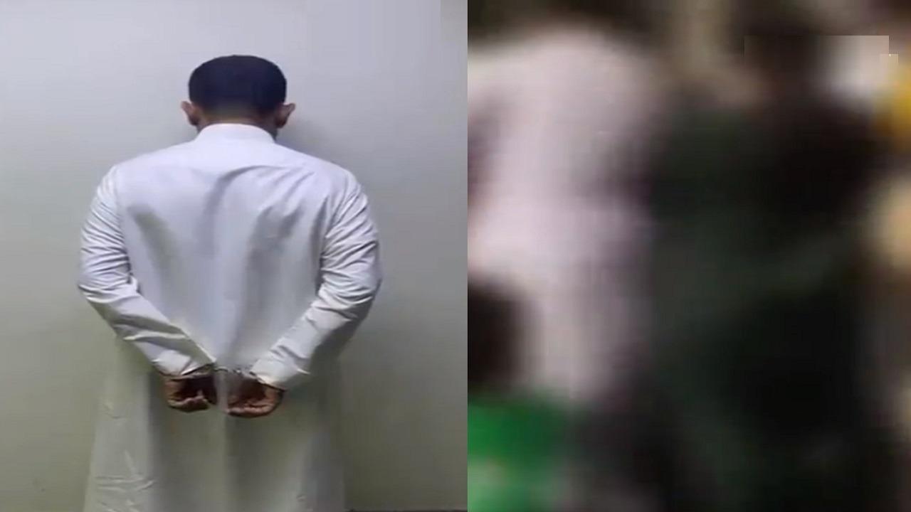 بالفيديو.. القبض على المتحرش بالطفلة خلال احتفالات اليوم الوطني بالرياض