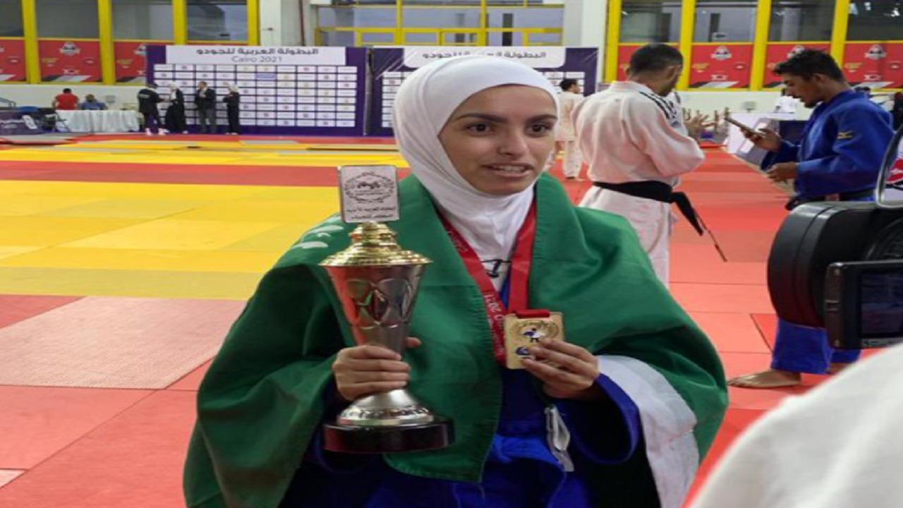 """الطالبة """"في الجعيد"""" تحقق ذهبية البطولة العربية للكفيفات"""