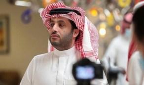 أول تعليق من تركي آل الشيخ على تصريحات رئيس الزمالك المصري
