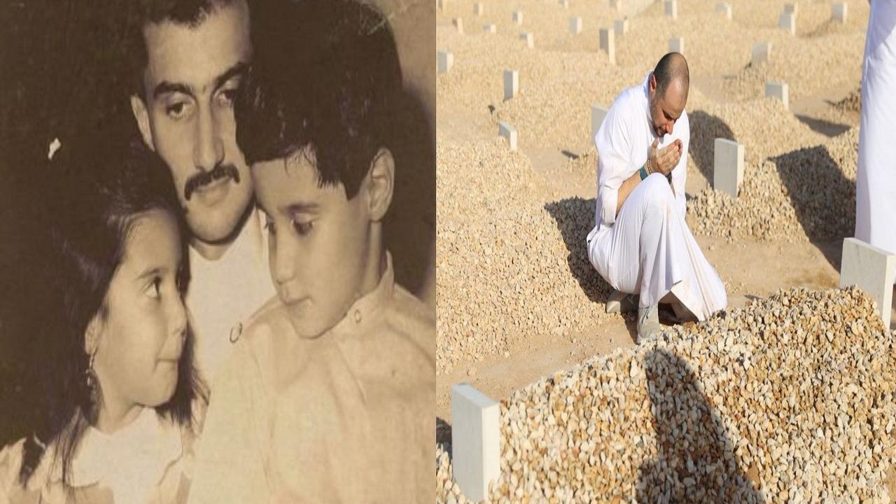 """ريم بنت الوليد تواسي شقيقها الأمير خالد: """"الله يجبر قلبك"""""""