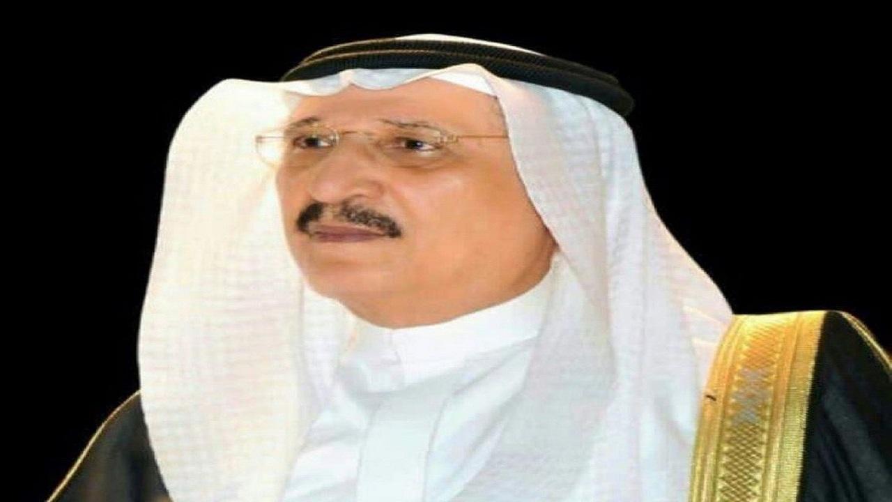 أمير جازان يعزي بوفاة رئيس المحكمة العامة بمحافظة أبو عريش