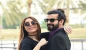 ليلى اسكندر ترد على متابعات تغزلن بزوجها يعقوب الفرحان