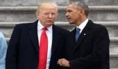أوباما يعجز عن الرد على سؤال وجهه له ترامب