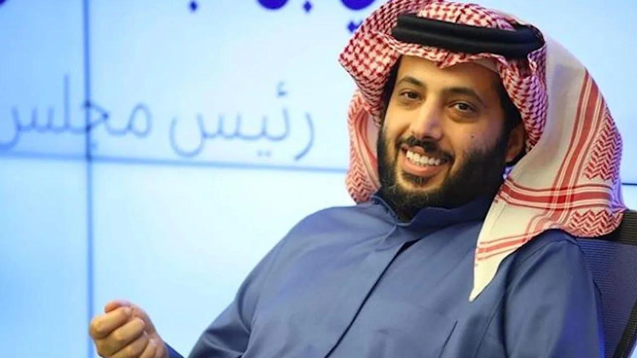"""""""يا ولي العهد حنا لك حسام""""..قصيدة جديدة لتركي آل الشيخ في اليوم الوطني"""