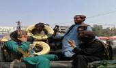 """صور..عقاب غريب للص على يد عناصر """"طالبان"""""""