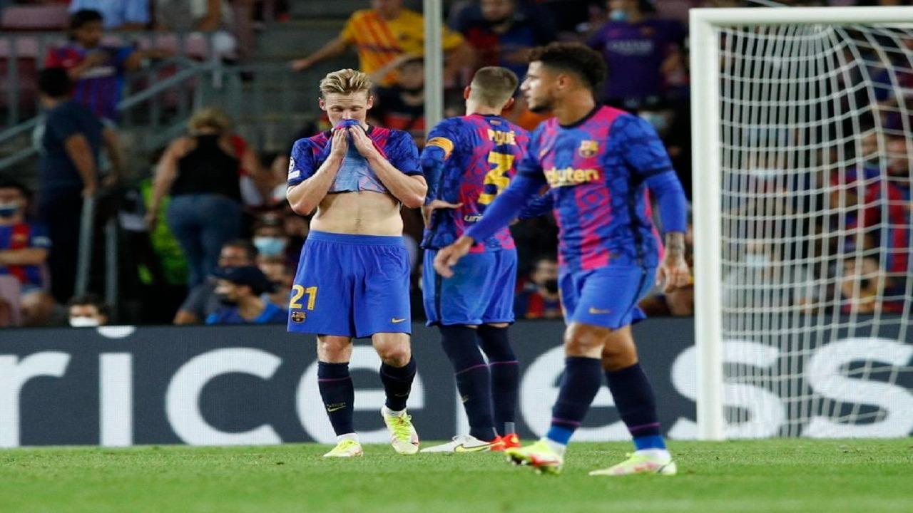 البايرن يسحق برشلونة بثلاثية نظيفة في دوري أبطال أوروبا
