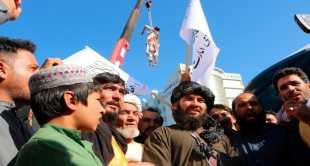 طالبان تكشف عن سبب تعليق جثث أفغانيين وعرضها في هرات