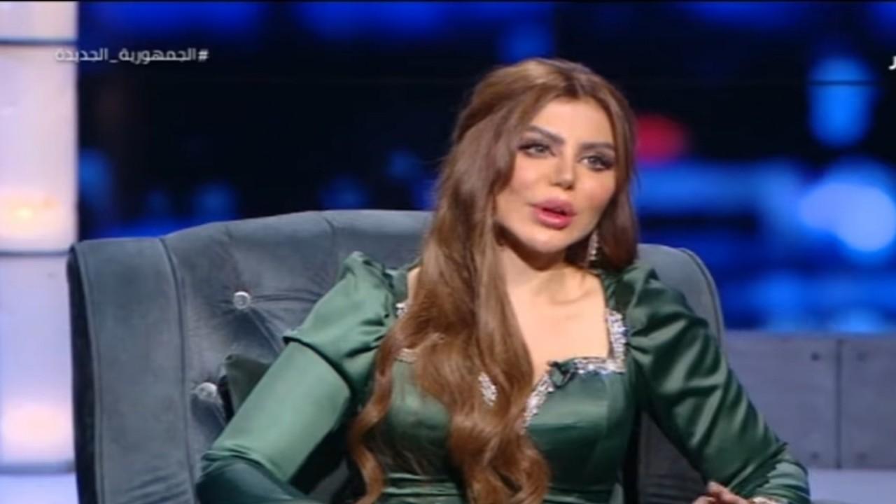بالفيديو.. حليمة بولند: جمالي نعمة ونقمة في الوقت ذاته