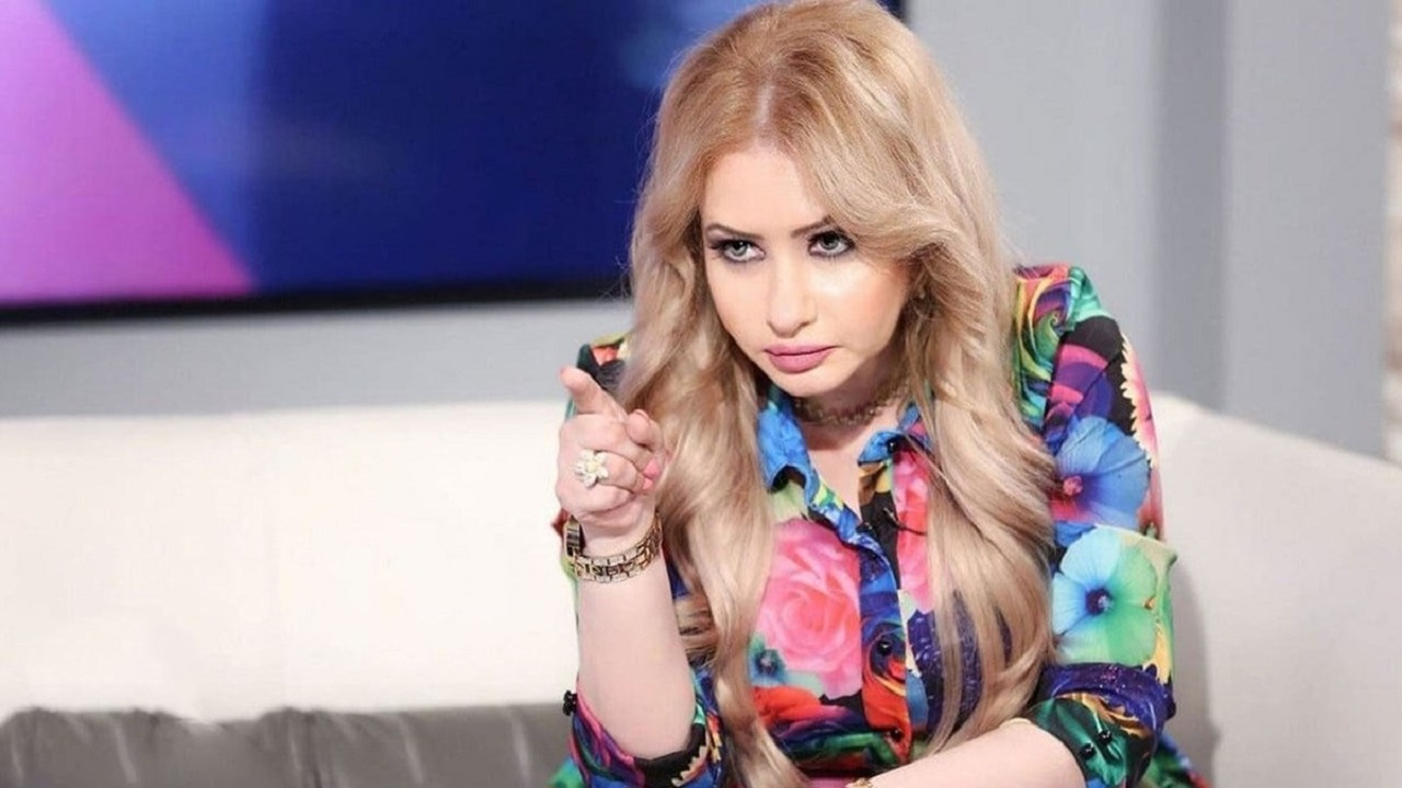"""مي العيدان"" تهاجم شوق الهادي بعد ظهورها مع محمد رمضان"