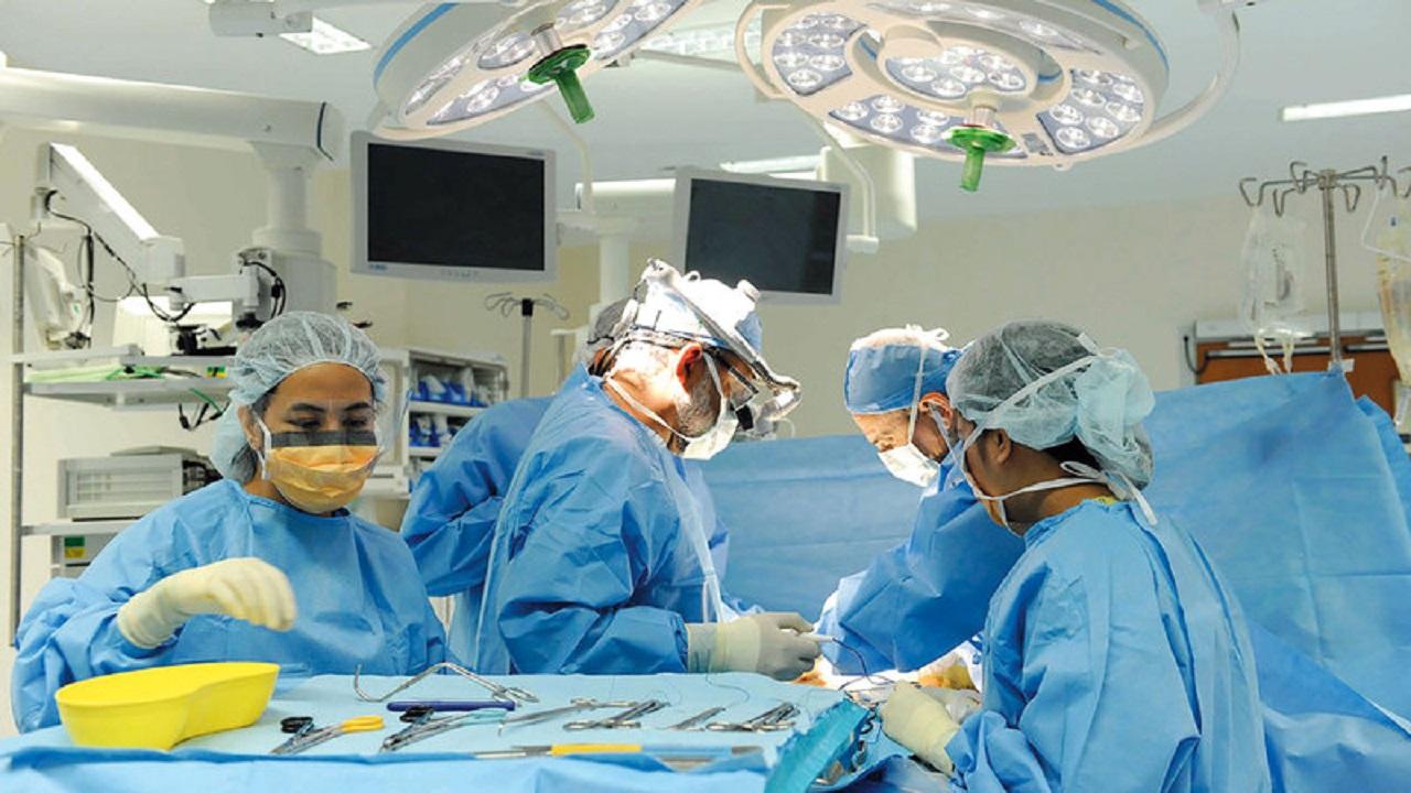 إنقاذ مريضة تعاني من تليف في الكبد