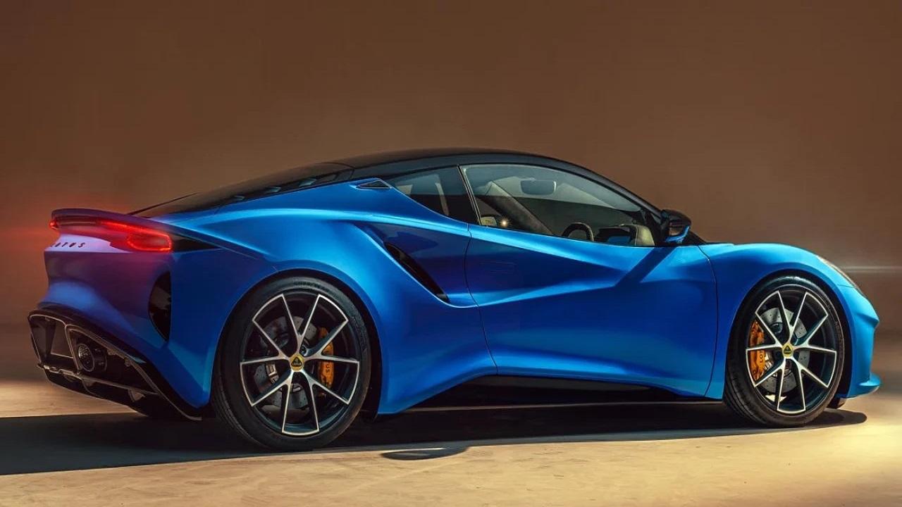 """""""لوتس"""" تقدم سيارة رياضية جديدة بتصميم فريد (صور)"""