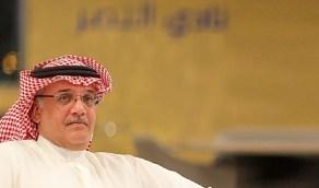 """الأمير الوليد بن بدر يوجه رسالة لـ""""النصراويين"""" بشأن """"مسلي"""""""