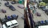 بالفيديو .. لحظة مقتل ضابطين مصريين في اشتباكات مسلحة