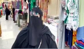 بالفيديو .. مواطنة بسوق طيبة: الوافدون سيطروا على المحال وتركوا لنا الأكشاك