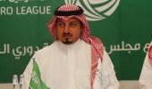 المسحل يثمن للقيادة دعم الكرة السعودية