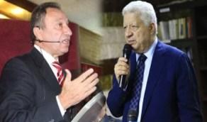تطورات جديدة في دعوى رئيس الأهلي المصري ضد مرتضى منصور