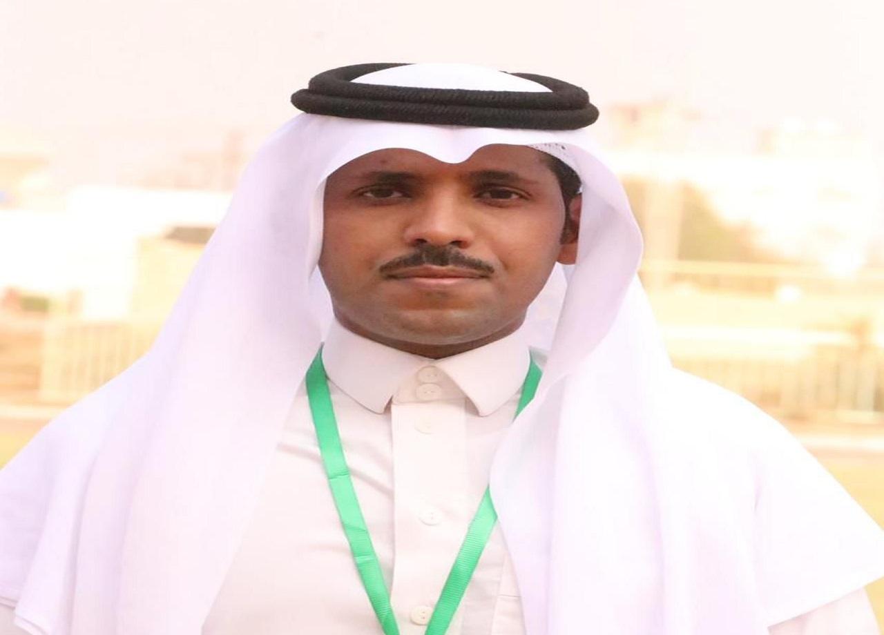 الشهري مراقب في الاتحاد السعودي