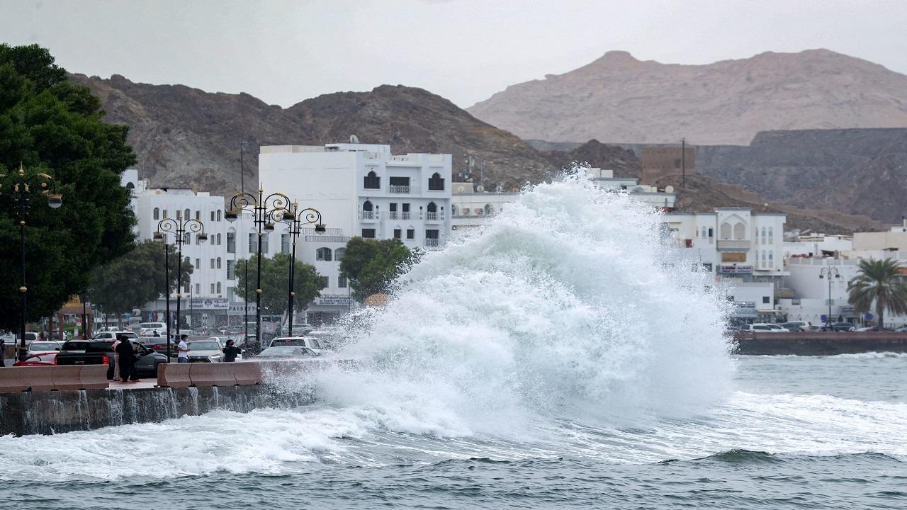 المسند: غزارة الأمطار التراكمية لإعصار شاهين قد تعادل أمطار  4 سنوات في الرياض