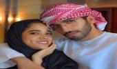 مشاعل الشحي تنشر رسائل غامضة بشأن الانفصال عن أحمد خميس