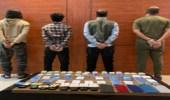 ضبط 4 أشخاص جمعوا مبالغ بالنصب والاحتيال في الرياض