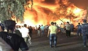 بالفيديو..اعتقال العقل المدبر لتفجير الكرادة الدموي ببغداد