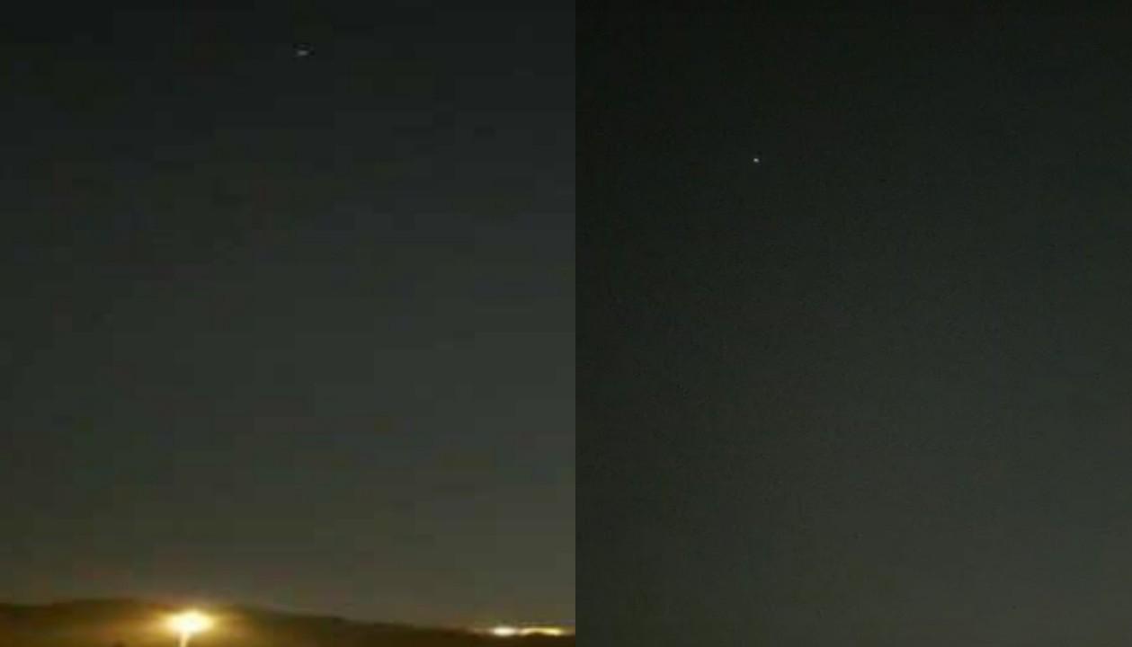 بالفيديو.. لحظة مرور محطة الفضاء الدولية في سماء مكة