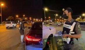 بالفيديو.. المرور السري يكثف حملاته لرصد المخالفات بالدمام