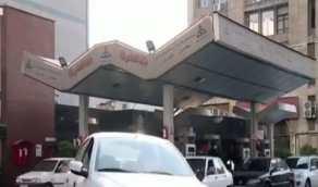 """سر توقف معظم محطات الوقود في إيران """"فيديو"""""""