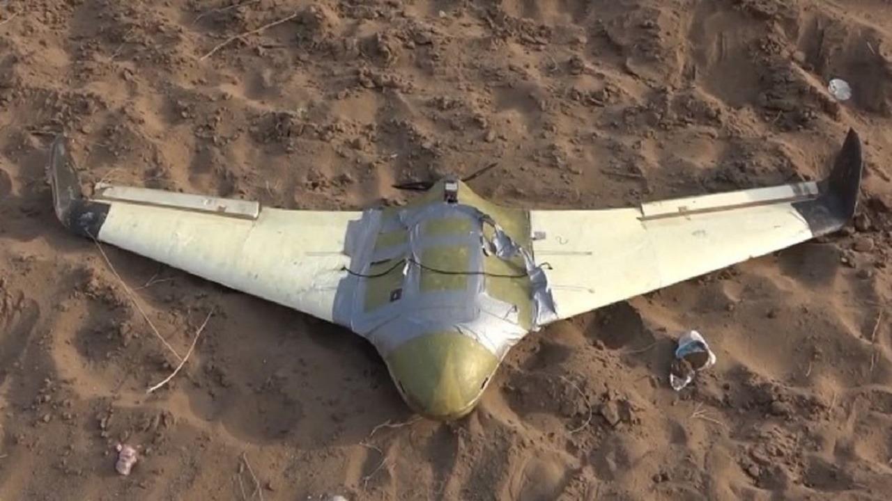 الدفاعات الجوية تدمر مسيرة أطلقها الحوثيون باتجاه المنطقة الجنوبية