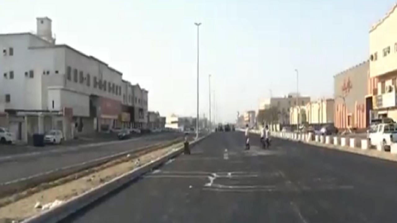 بالفيديو .. تفاصيل مشروع تطوير شارع عبدالله بن أمية بجدة