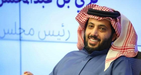 """تركي آل الشيخ يوضح قاعدة """"مهمة"""" بعد سن الأربعين"""