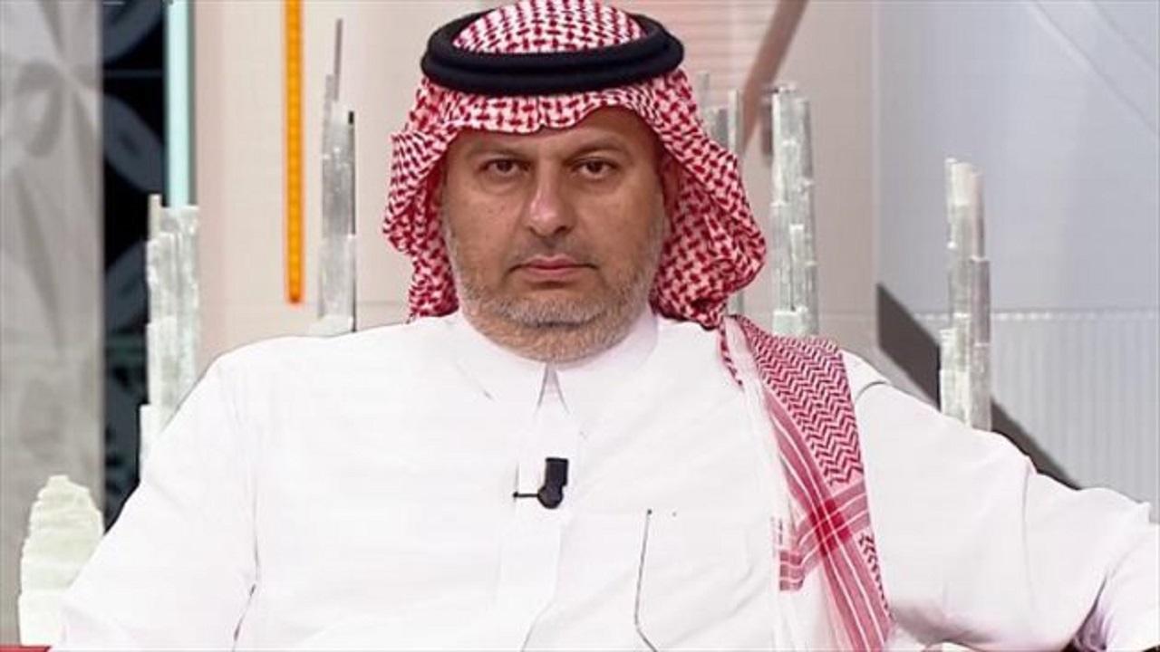الأمير عبدالله بن مساعد يكشف سبب توقفه عن متابعة الدوري