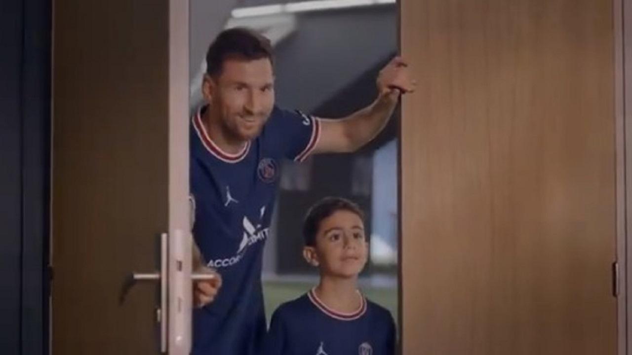 شاهد.. ظهور ميسي ونيمار في إعلان موسم الرياض