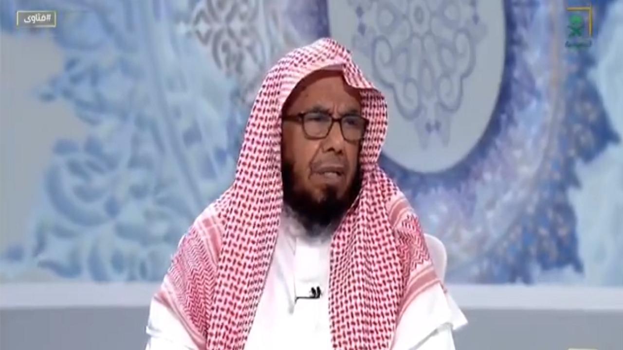 بالفيديو.. الشيخ المطلق يوضح حكم الحلف بالحرام في كل لحظة