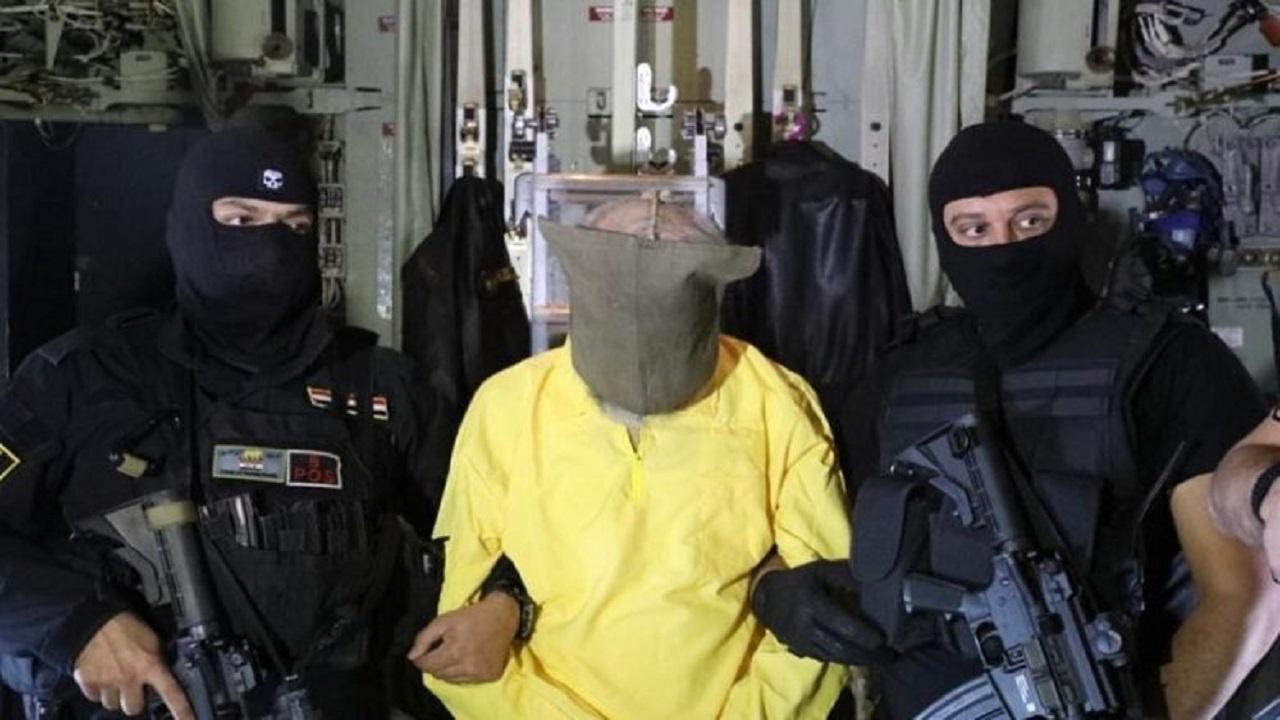 بالصور.. اعتقال نائب أبو بكر البغدادي في العراق