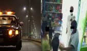 الإطاحة بـ 6 مواطنين سرقوا محل تجاري تحت تهديد السلاح