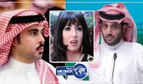 """تركي آل الشيخ لـ """"الخميسي"""": 90% من جمهور سميرة توفيق ماتوا ما باقي إلا أنت"""