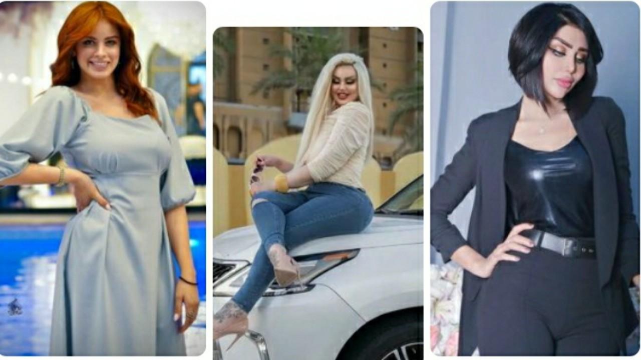 حسناوات يتنافسن على لقب الفتاة الأجمل في العراق (صور)