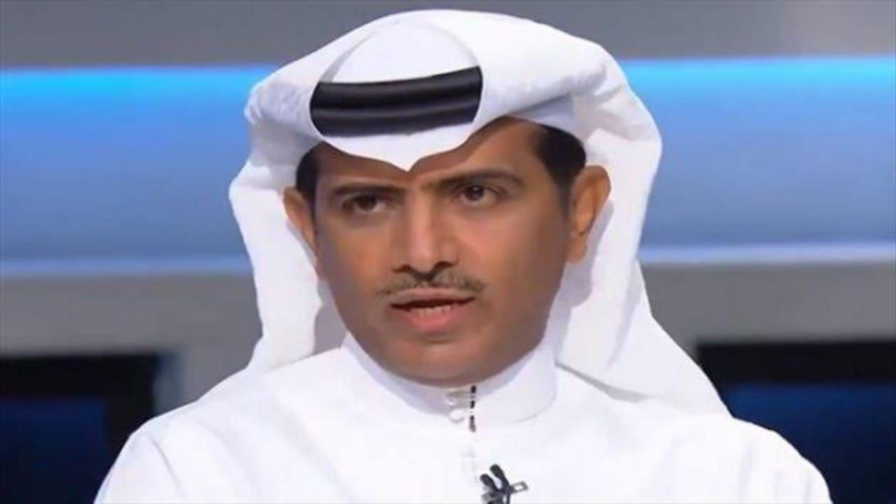 """الهريفي بعد فوز المنتخب :""""شجعو من يلبس الشعار الأخضر فقط"""""""