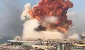 وفاة أحد مصابي انفجار مرفأ بيروت