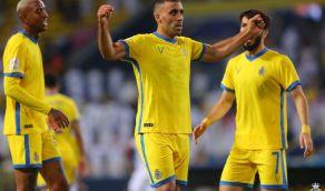 بالفيديو..النصر يتغلب على الوحدة الإماراتي بخماسية