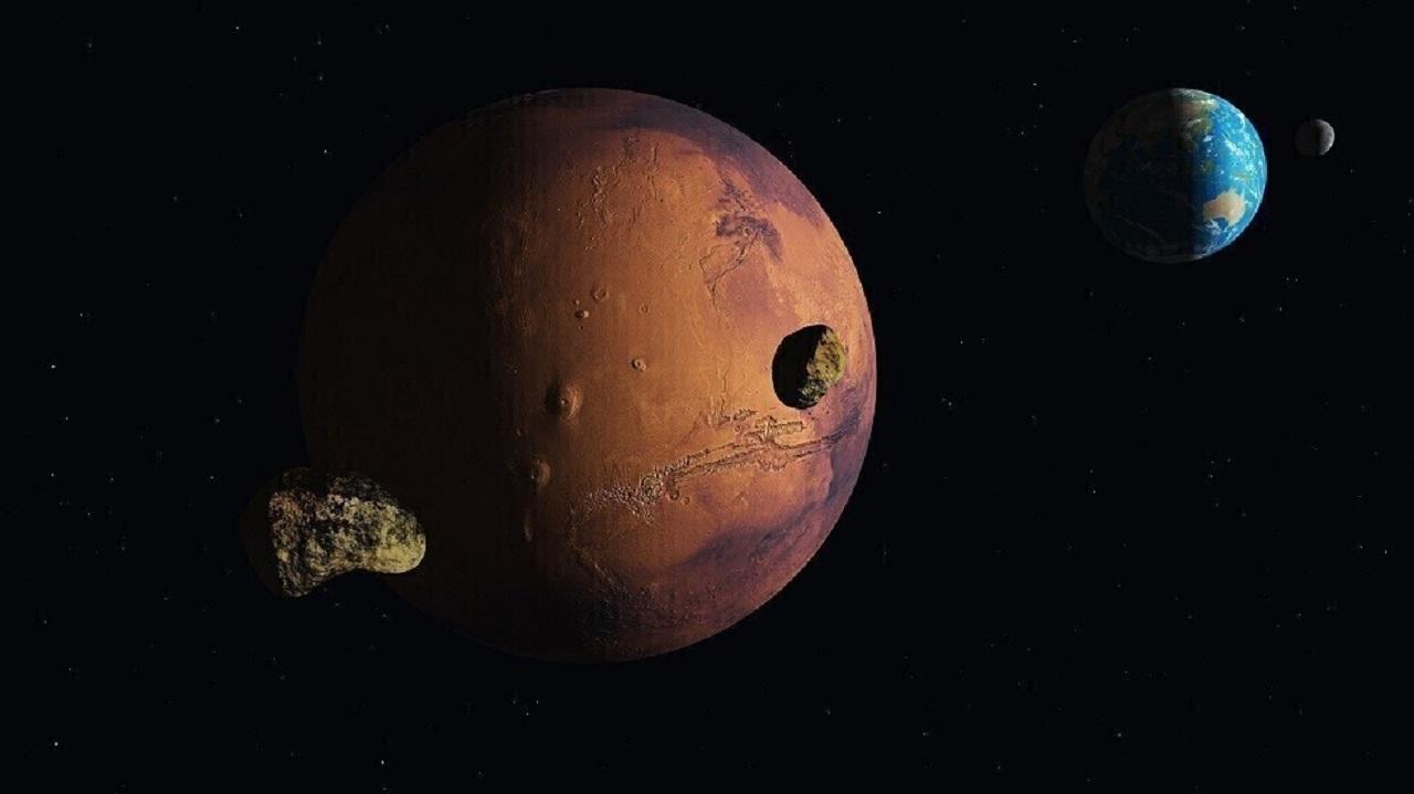 فلكية جدة: بدء توقف الاتصالات مع المريخ اليوم