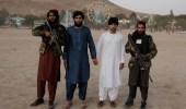 وسط الصراع.. عناصر طالبان يستجمون في متنزه ترفيهي بأسلحتهم