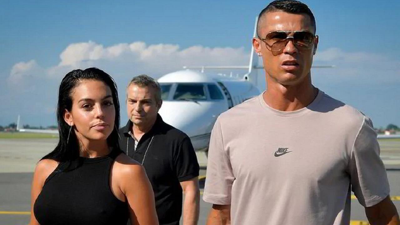 سبب زيارة رونالدو للمغرب مع صديقته