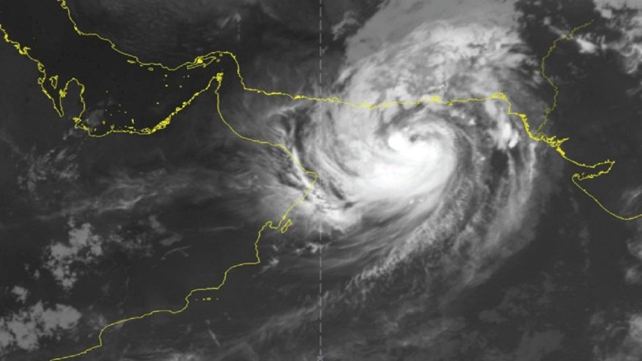 خبير أرصاد: نتائج مُفرحة لإعصار شاهين على بعض مناطق المملكة