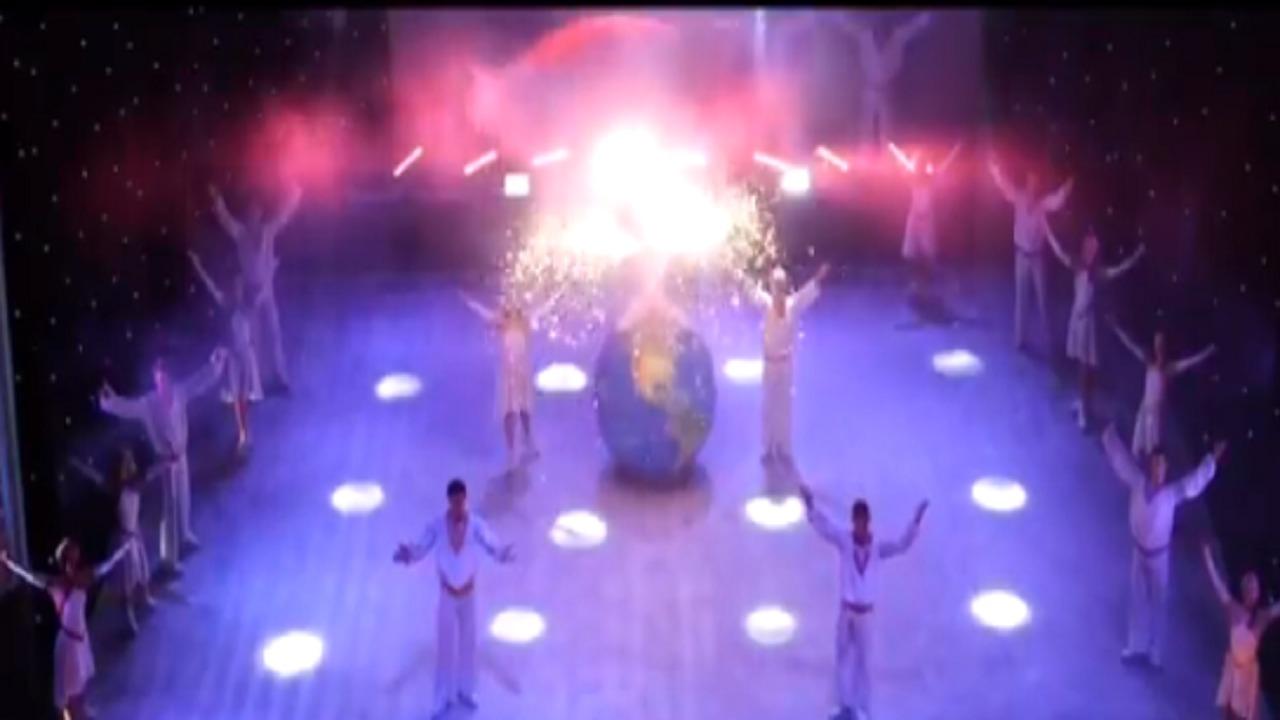شاهد.. عرض Cirque de Glace العالمي العالمي بموسم الرياض