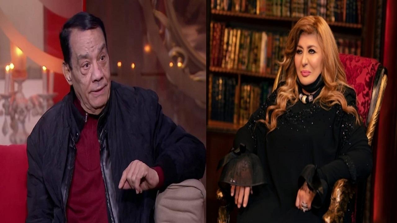 حلمي بكر يكذب سهير رمزي وينفي الزواج منها وهي قاصر