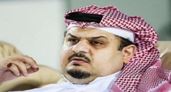 عبدالرحمن بن مساعد يوضحسر اختلاف توقيعه على ديوانه الشعري الجديد