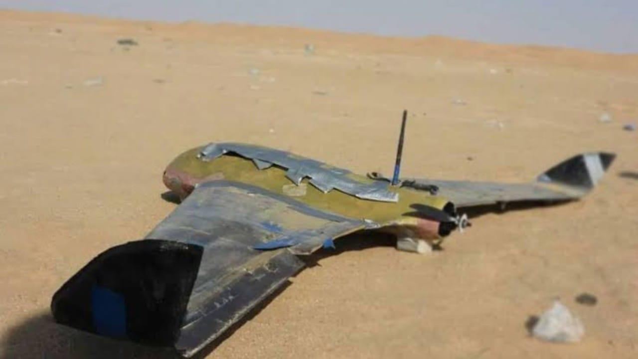 اعتراض مسيرة مفخخة ثانية أطلقتها ميليشيات الحوثي باتجاه خميس مشيط