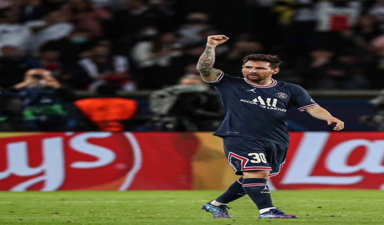 ميسي يفوزبجائزة أفضل هدف في الجولة الثانية لدوري أبطال أوروبا